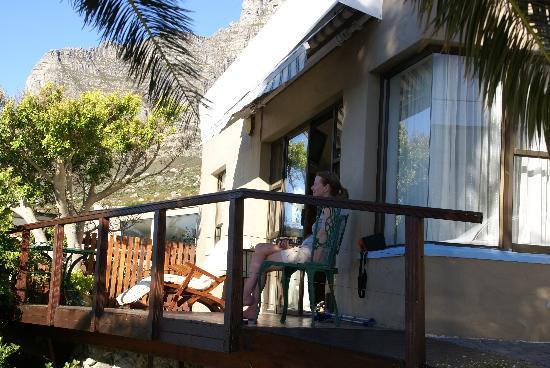Bateleurs Rontree Bed & Breakfast: Ocean Room