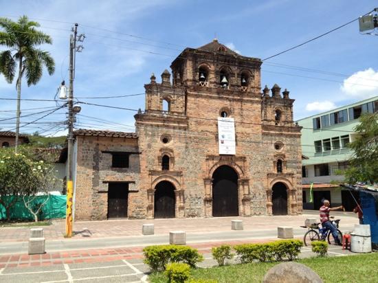 Cartago, Colombia: Iglesia de Guadalupe