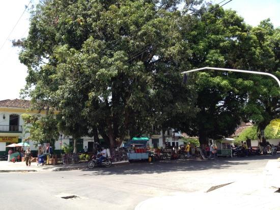 Cartago, Colombia: Parque de los Poetas