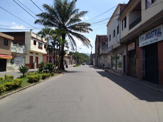 Cartago, Colombia: Calle 9