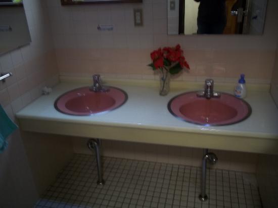 Asakusa Smile: Stinky bathroom.