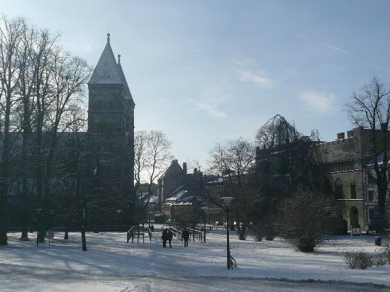 لوند, السويد: Lund cathedral