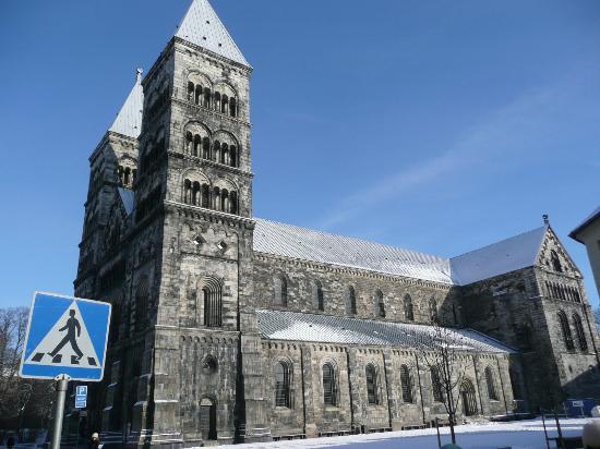 Lund, Sweden: Cathedral