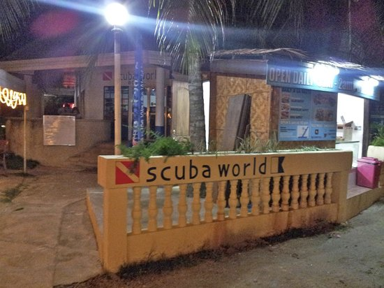 Scuba World - Bohol branch
