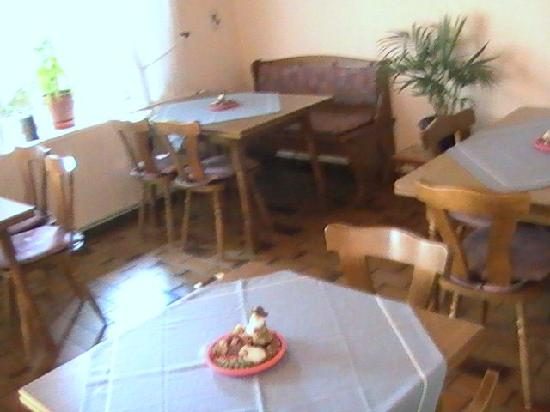 Pension Klaashof: Frühstücksraum