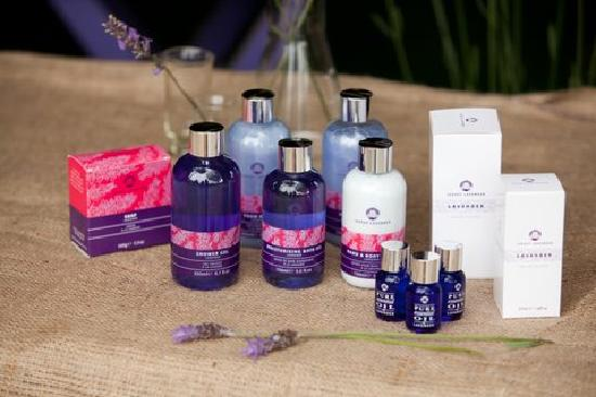 Jersey Lavender Farm: Jersey Lavender products