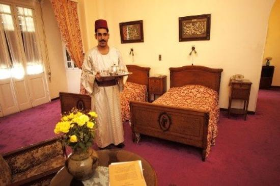 Windsor Hotel Cairo: Guest Room