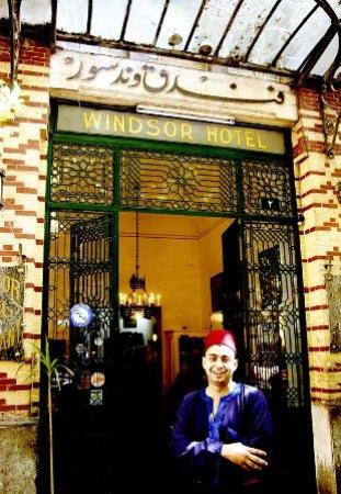 Windsor Hotel Cairo照片