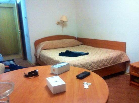 Hotel Astrus: my standard room