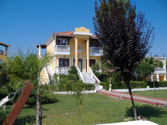 Hotel Macedonia: apartments