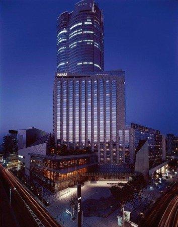 Grand Hyatt Tokyo : 文化都市、六本木ヒルズに位置するアクセス便利な立地