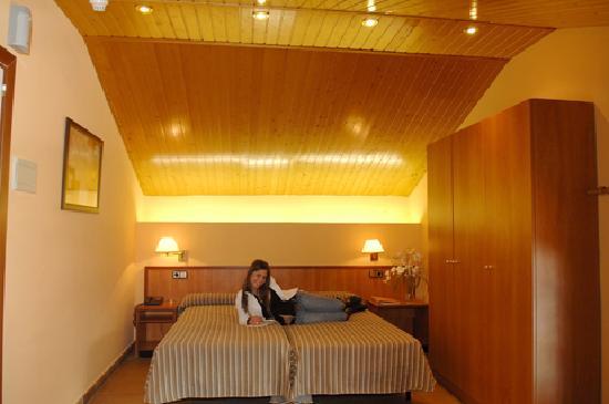 Hotel Refugi dels Isards : habitacion1