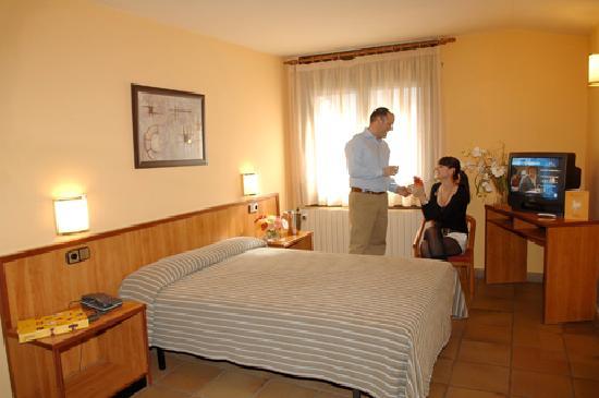 Hotel Refugi dels Isards : habitacion2