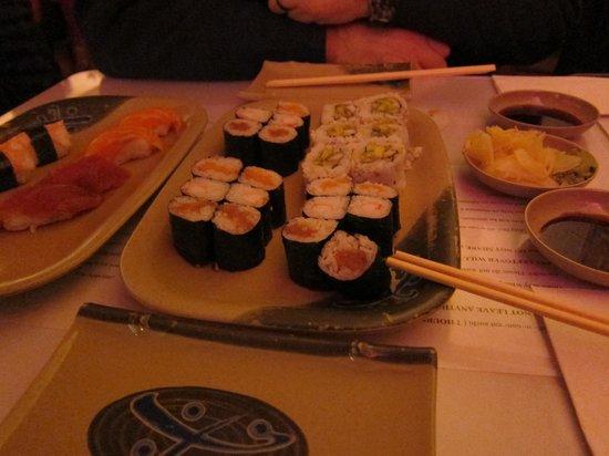Yuka Restaurant: Rico rico