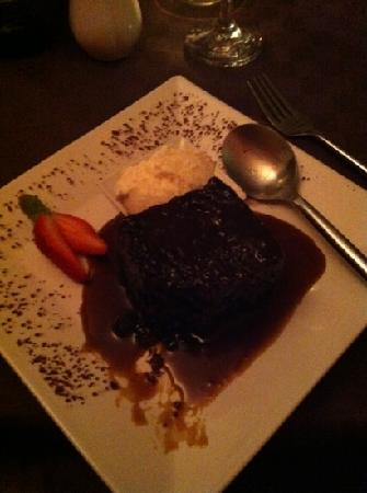 Lewis's: Sticky toffee pudding