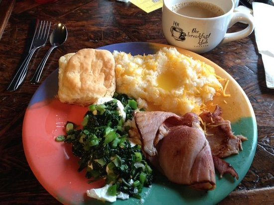 The Breakfast Klub Houston Traveller Reviews Tripadvisor