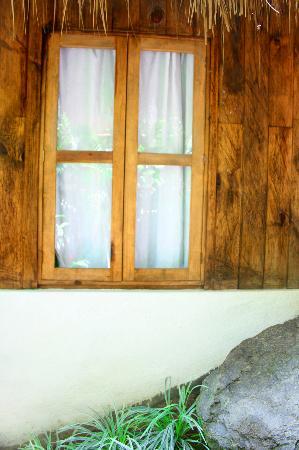 Cabanas Biuzaa': Habitación