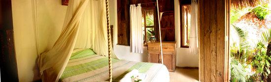 Cabanas Biuzaa': Habitación sencilla