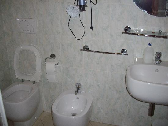 Residenze La Mongolfiera : il bagno