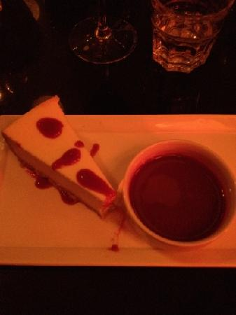 Peres et Filles : cheese cake!