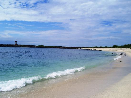 Hospedaje Nathaly: playas con aguas cristalinas