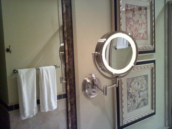 Suites at Fall Creek: Mirror