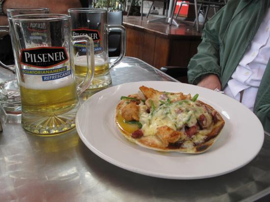 Coffee Tree : Pita Pizza and Beer
