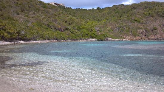 Virgin Islands Campground: Water Island Beach