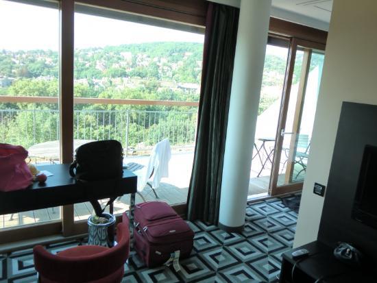Belvedere Hotel: вид из номера 901!