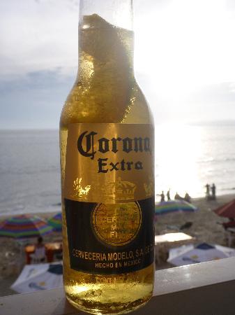 Corona at Adriano's in Bucerias!