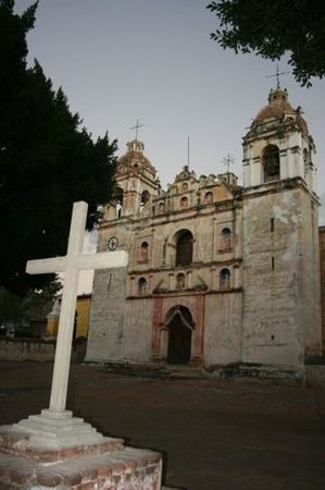 San Jerónimo Church