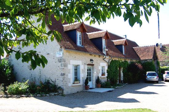 Dolus-le-Sec, França: vue d'ensemble gite de la Grange La Cerisiae