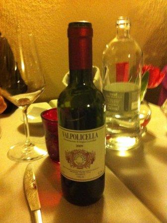 Qb Duepuntozero: 1/2 litro vino rosso Valpolicella