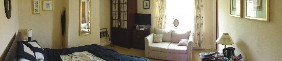 Beaconsfield Farm Self Catering: Superior Double Room