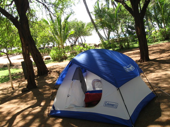 Photo of Hulopo'e Bay Campgrounds Lanai City