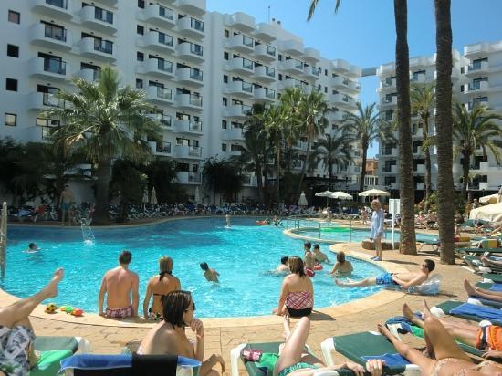Protur Palmeras Playa: бассейн
