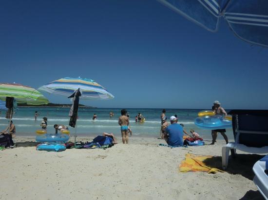 Protur Palmeras Playa: пляж