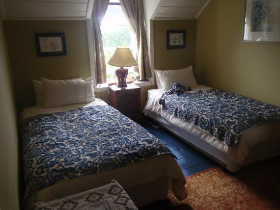 The Drury Homestead: Cape Reinga room