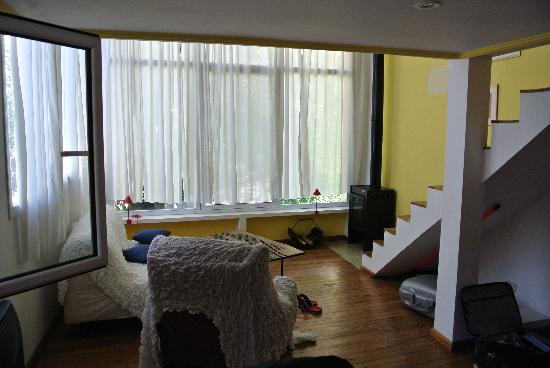 La Antigua Casa de Brigit: Appartamento in fondo al ballatoio del primo piano