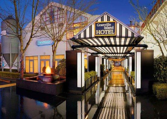 جرانفيل أيلاند هوتل: Welcome to the Granville lsland Hotel