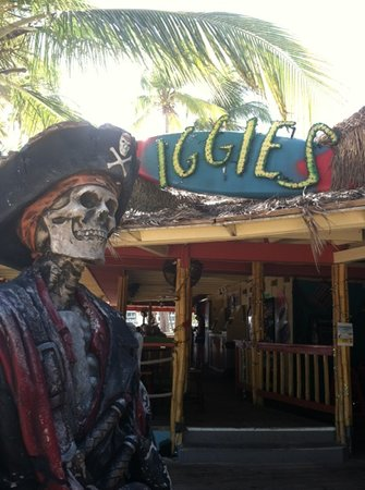 Iggies Beach Bar & Grill
