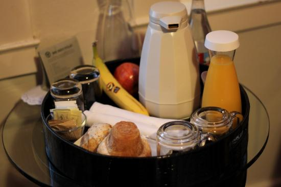 Mount View Hotel & Spa: Breakfast