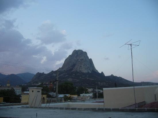 Posada Real de Bernal: Vista desde el hotel