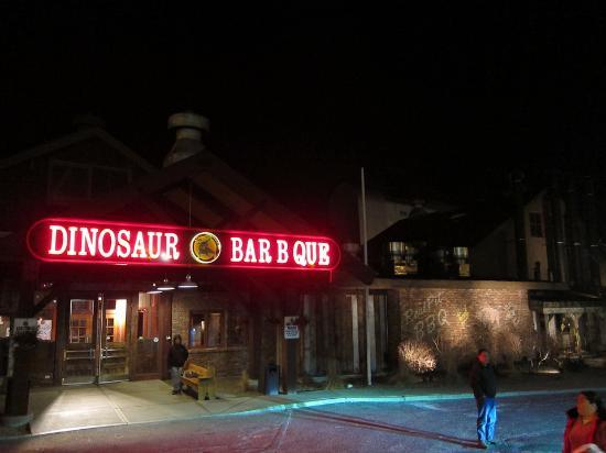 The Dinosaur Restaurant Troy Ny