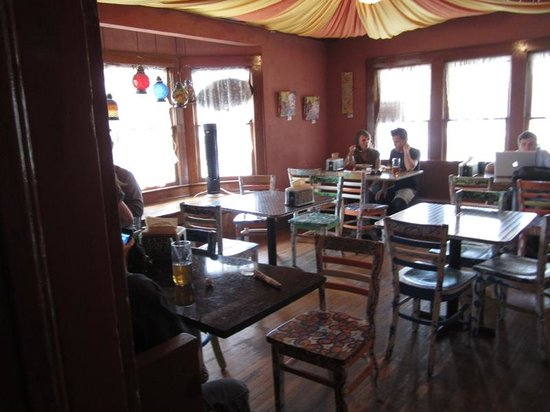 Photo of American Restaurant Dandelion Communitea Cafe at 618 N Thornton Ave, Orlando, FL 32803, United States