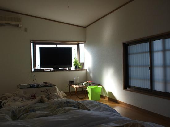 Hotobil: Western-Style Room with 'Kotatu'
