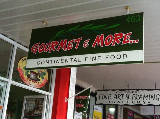 Gourmet & More