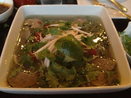 Surprise, AZ: Combination Pho Soup