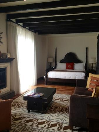 Rosewood San Miguel de Allende: habitaciòn