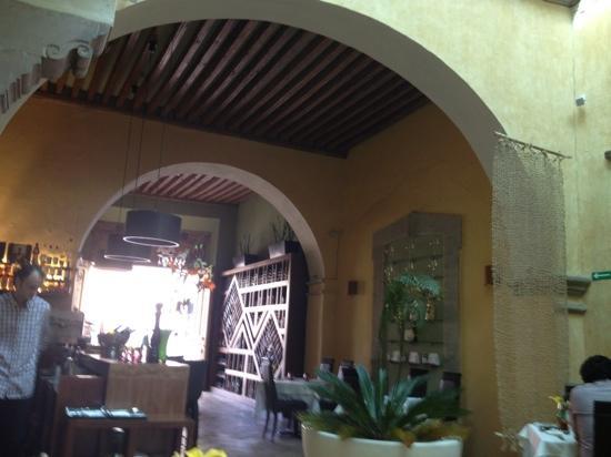Rosewood San Miguel de Allende: di vino